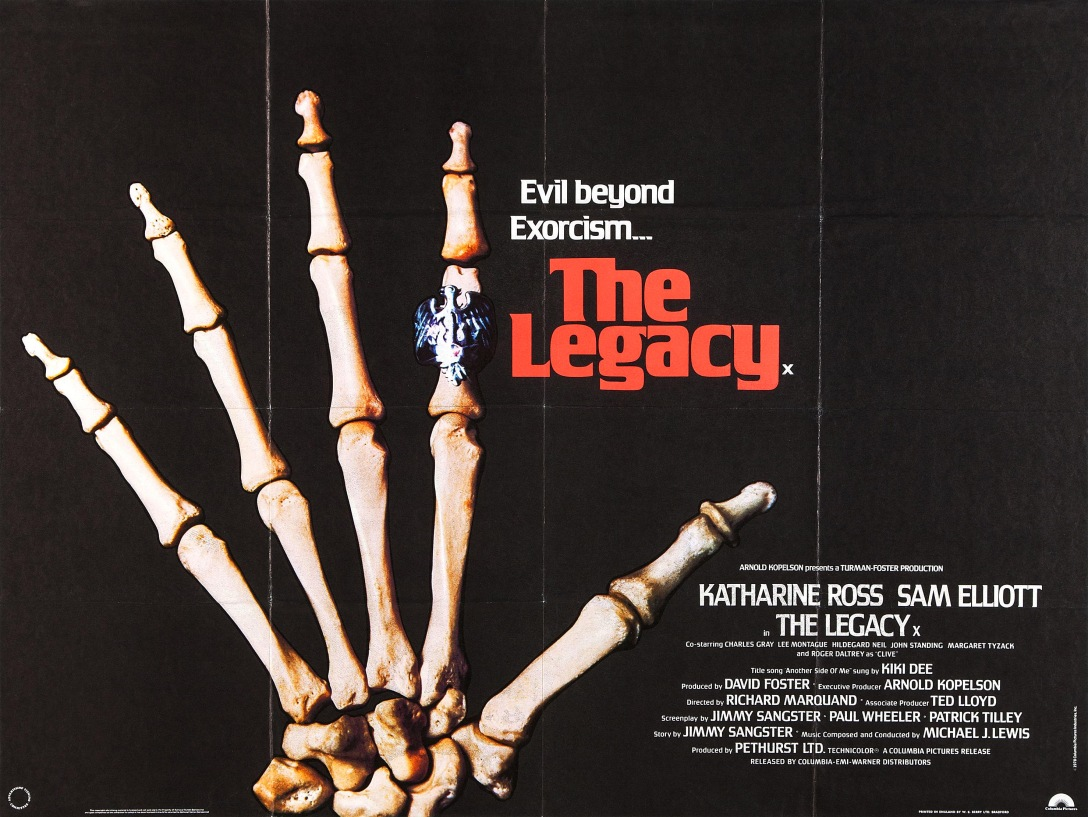 The Legacy 1978 B S About Movies