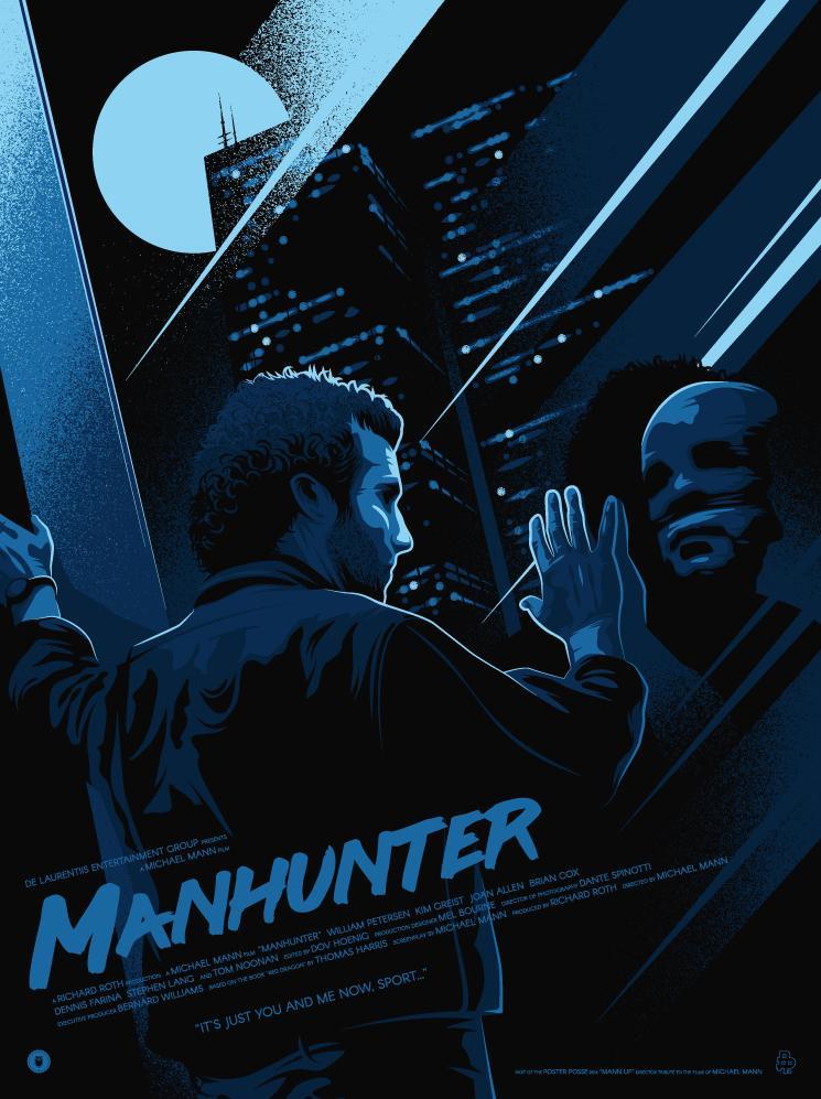 Manhunter (1986) Review : The Horror Of Netflix - YouTube