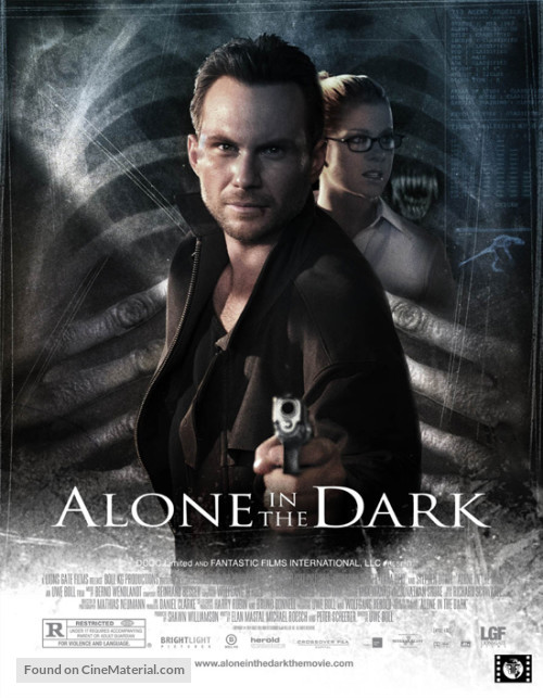 Video Game Week Alone In The Dark 2005 B S About Movies
