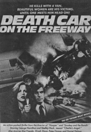 SON OF MADE FOR TV MOVIES WEEK: Death Car on the Freeway