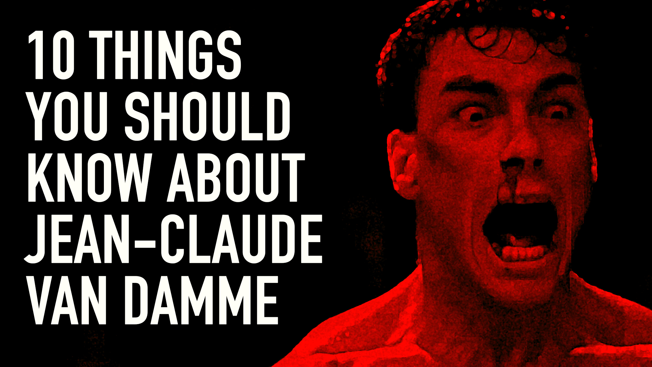 Jean Claude Van Damme Was Nearly Johnny Cage In Mortal Kombat