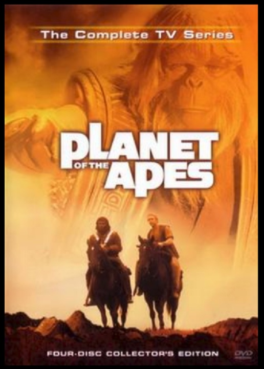 Apes DVD