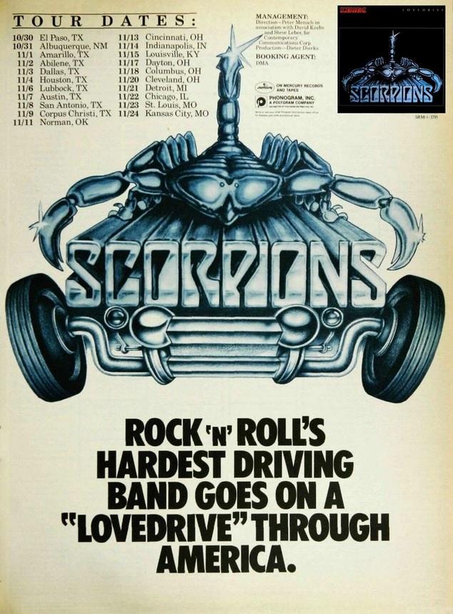Scorpions Ten Apoc Vehicles feature