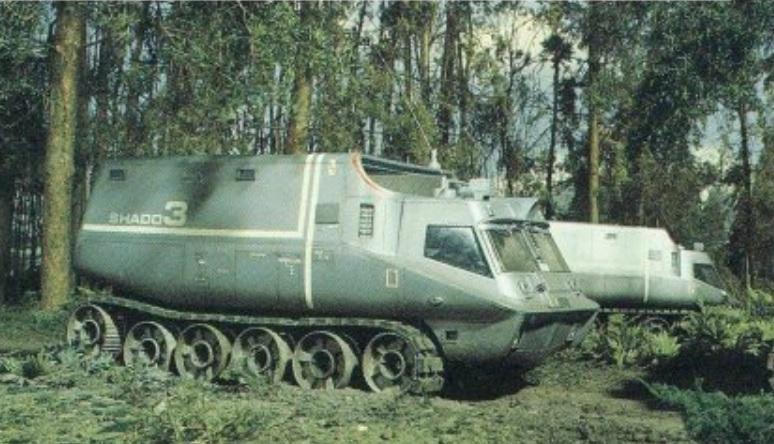 SHADO ATV UFO