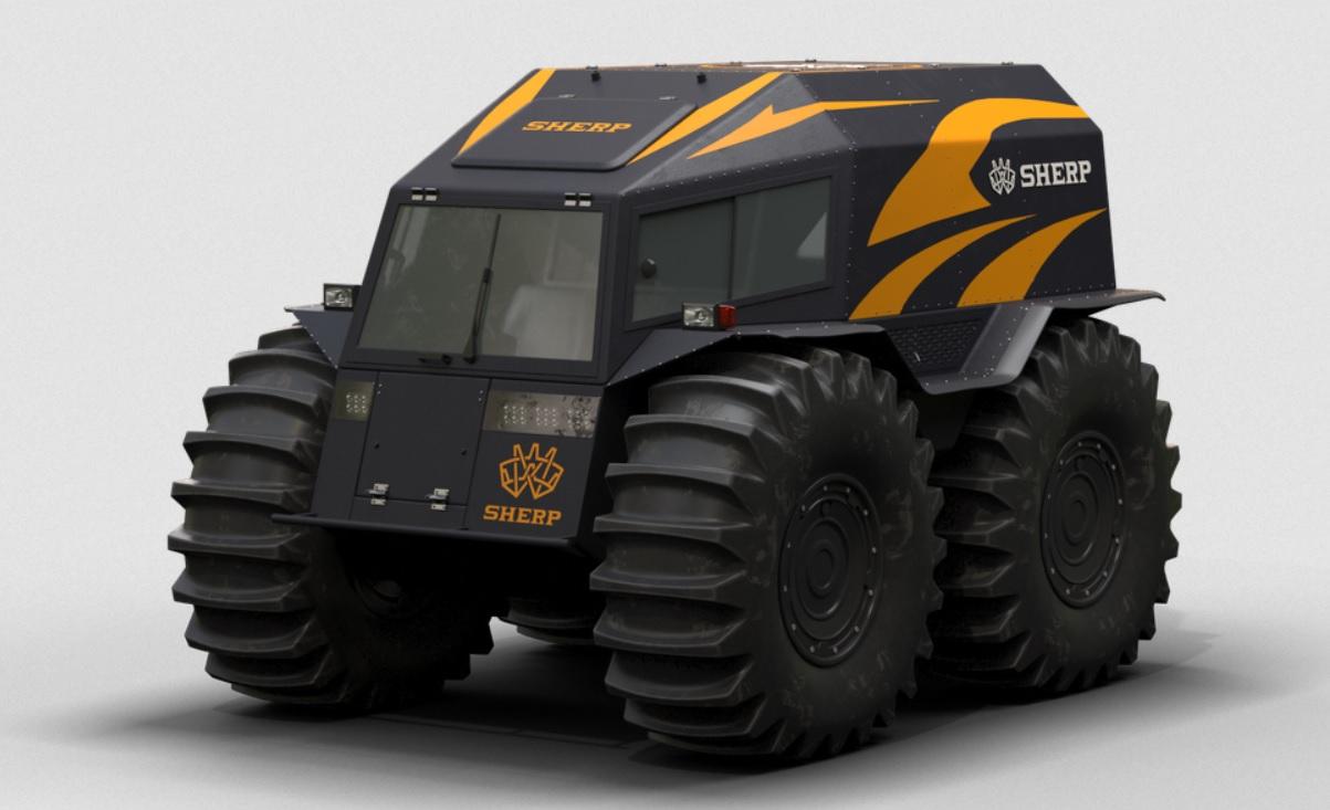 Sherp 10 Apoc Vehicles