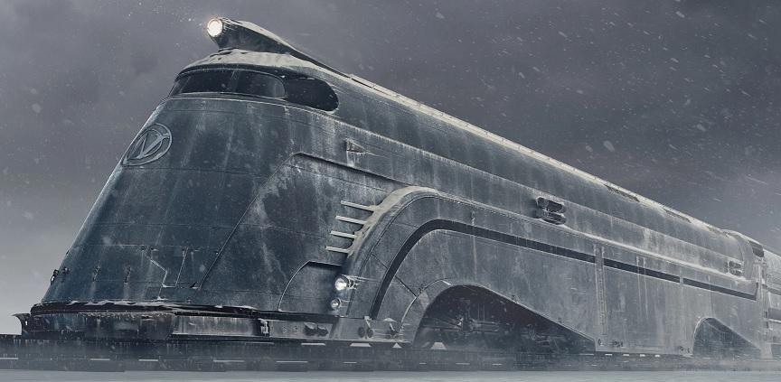 Snowpiercer apoc vehicles