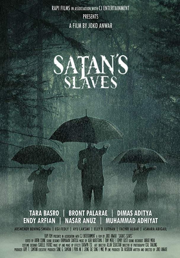Satan's Slave 2017