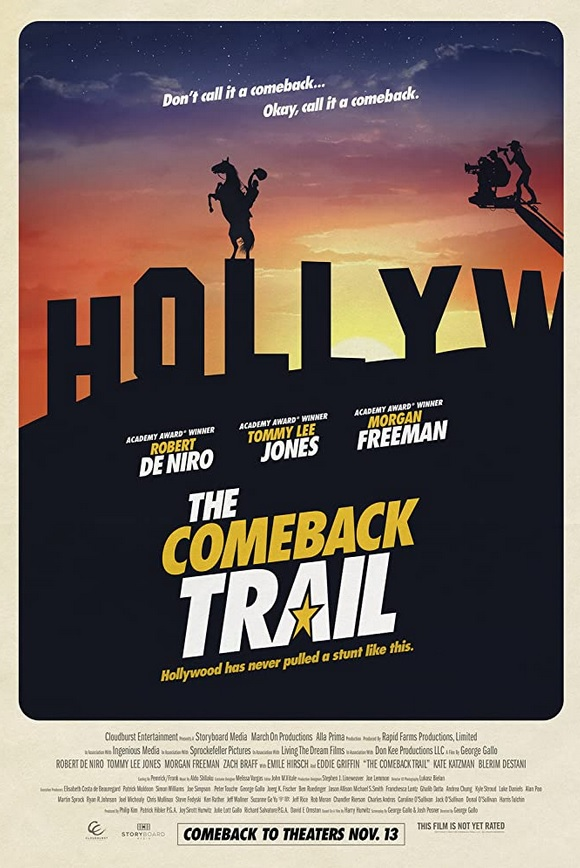 The Comeback Trail 2021 B S About Movies
